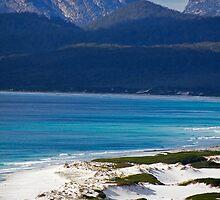Friendly Beaches, Tasmania by Keith Midson
