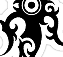 Pinkman's tattoo Sticker