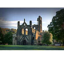 Kirkstall Abbey Photographic Print