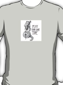 Alligator: Play Your Own Tune T-Shirt