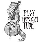 Alligator: Play Your Own Tune by betsystreeter