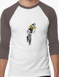 Bernard Hinault - The Badger Men's Baseball ¾ T-Shirt
