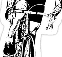 Bernard Hinault - The Badger Sticker