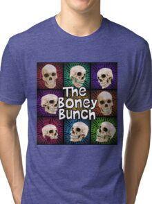 The Boney Bunch Tri-blend T-Shirt