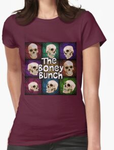 The Boney Bunch Womens Fitted T-Shirt
