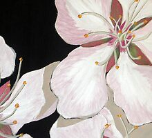 """Cherry Blossom"" by Julie Gilmore"