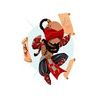 MiniChamps - Lee Sin (Cover) by finch20046