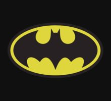 Batman Logo 80s by edskimo8