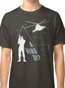 Metal Gear Solid - 'A Hind D!?' Mk.2 Classic T-Shirt