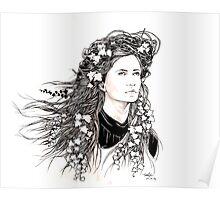 Queen Ivy Poster