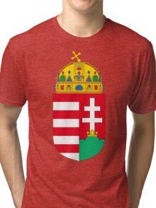 Turkey | Europe Heraldry | SteezeFactory.com Tri-blend T-Shirt