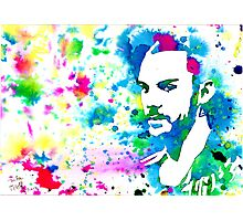 Splash - Shannon Leto (30 Seconds to Mars) Photographic Print