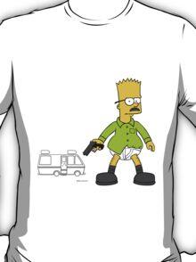 Breaking Bart T-Shirt