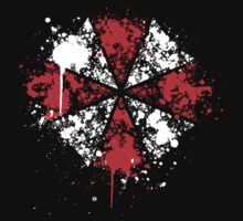 Umbrella Corp Resident Evil by justin13art