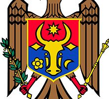 Moldova | Europe Stickers | SteezeFactory.com by FreshThreadShop