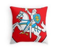 Lithuania | Europe Stickers | SteezeFactory.com Throw Pillow