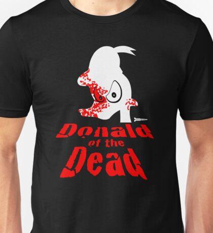 Donald of the Dead Unisex T-Shirt