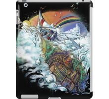 To The Skies! iPad Case/Skin