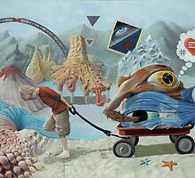 Caravan of My Inner Child by Cody Seekins