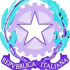Italy PURPLE | Europe Stickers | SteezeFactory.com by FreshThreadShop
