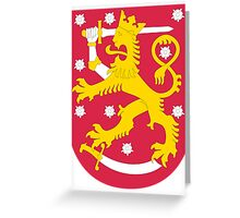 Finland | Europe Stickers | SteezeFactory.com Greeting Card