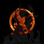 Katniss Everdeen by emodist