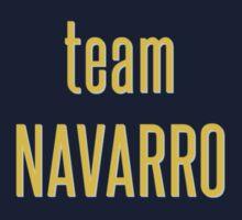 Team Navarro Kids Tee