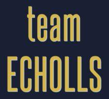 Team Echolls Kids Clothes