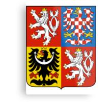 Czech Republic | Europe Stickers | SteezeFactory.com Metal Print