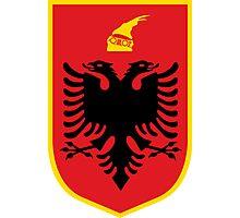 Albania | Europe Stickers | SteezeFactory.com Photographic Print