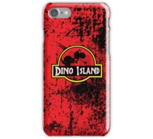 Dino Island Crossover iPhone Case/Skin