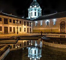 San Sebastian by alanbrito