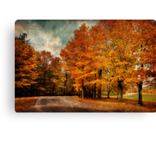 Almost Home Canvas Print