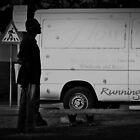 No more running by iamelmana