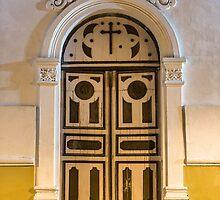 Puerta de San Sebastian by alanbrito