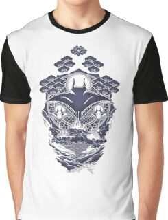 Mantra Ray Graphic T-Shirt