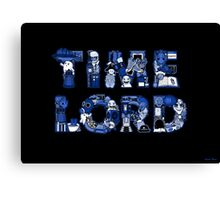 Lord of Time Canvas Print