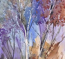 Enter these enchanted woods by Maree Clarkson