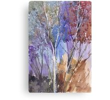 Enter these enchanted woods Canvas Print
