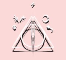 Deathly Hallows, Marauders, and Scars, OH MY! Kids Clothes