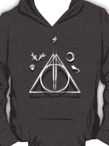 Deathly Hallows, Marauders, and Scars, OH MY! T-Shirt