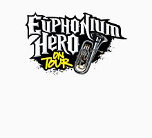 Euphonium Hero on Tour Men's Baseball ¾ T-Shirt
