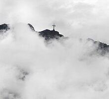 Foggy Faith by Paula Belle Flores