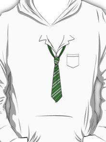 Slytherin Slack Formal T-Shirt