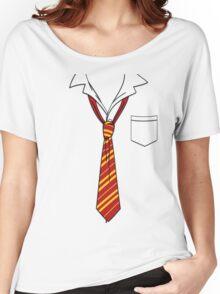 Gryffindor Slack Formal Women's Relaxed Fit T-Shirt