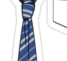 Ravenclaw Slack Formal (Movie Colours) Sticker