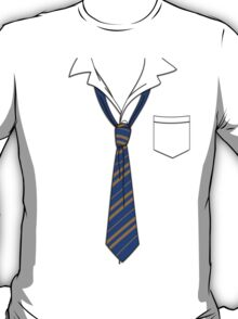 Ravenclaw Slack Formal (Book Colours) T-Shirt