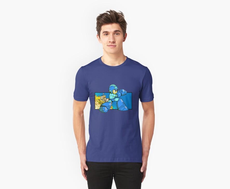 Blue-Buster by Legendarymutt