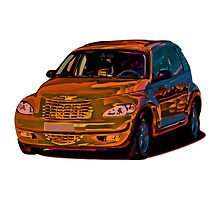 2003 Chrysler PT Cruiser by boogeyman