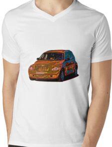 2003 Chrysler PT Cruiser Mens V-Neck T-Shirt